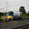 22053 arrives into Limerick Jct. with the 1625 Waterford - Limerick Jct. Fri 06.09.19