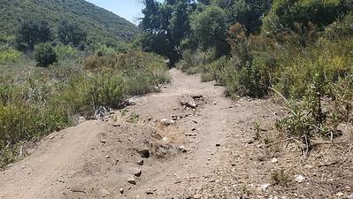 USAC, Blue Bug Trail,  gap jump with go-around