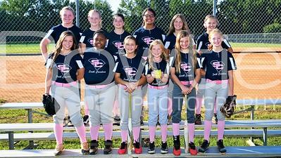 2019 Ponytail Softball State Champs