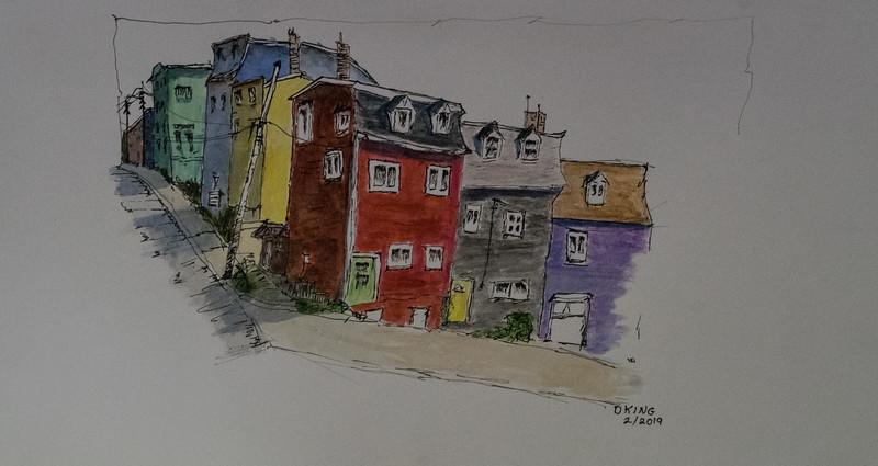 Little Houses again