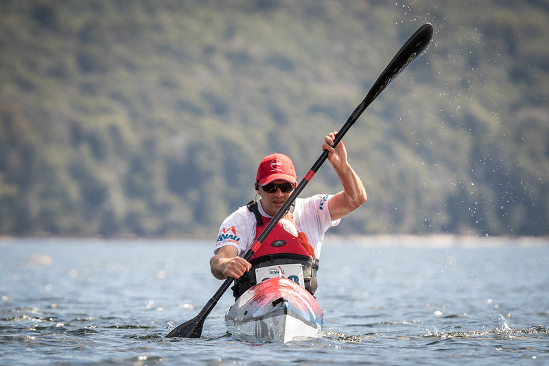 Honours, Chris Watson - Paddling Hard