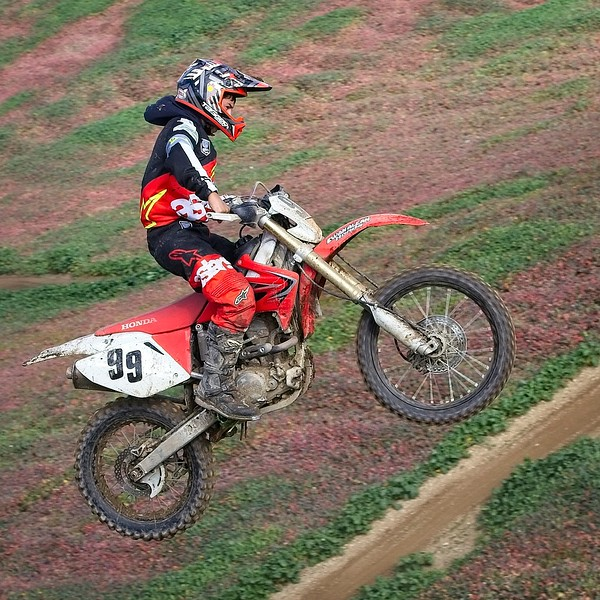 Merit, Ian Smith - Boys High Motocross
