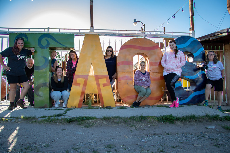ATPI Roughin' It Road Trip   New Mexico   July 2019