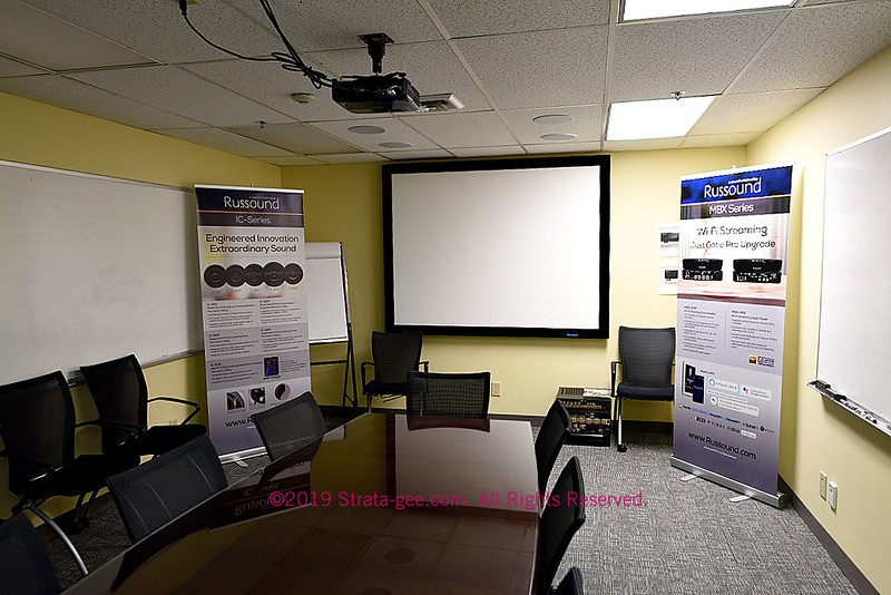 Photo of Russound conference room