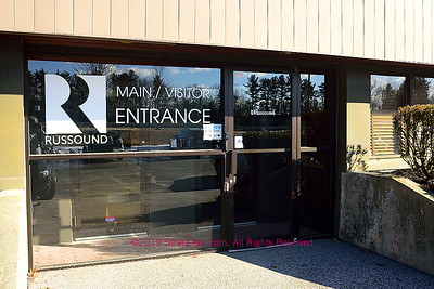 Photo of main entrance to Russound