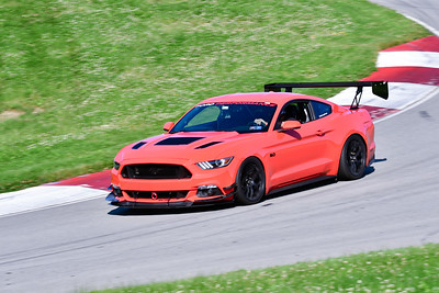 2019 SCCA TNiA June 22 Pitt Race Adv Red Mustang Wing-5