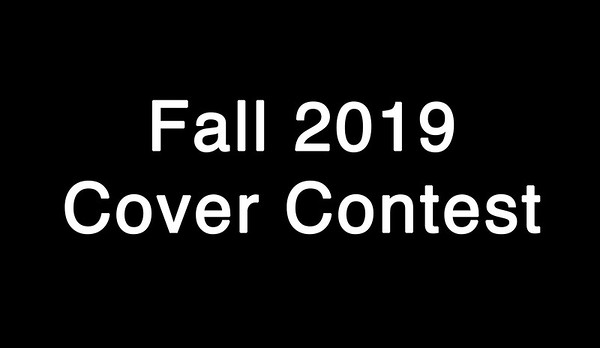 Fall 2019 Cover Contest