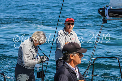 Farr 40's Day 3-0117