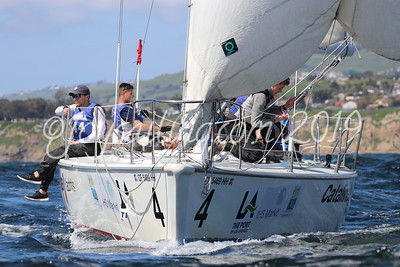 The LA Harbor Cup Day 2-2-5