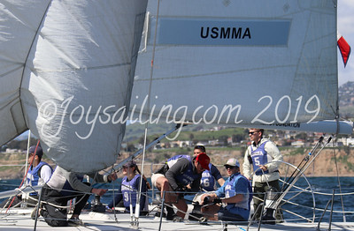 The LA Harbor Cup Day 2-2-9