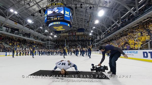Ice Hockey v. Notre Dame - 2/21/2020