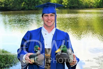 2019 Senior Carson Barrett