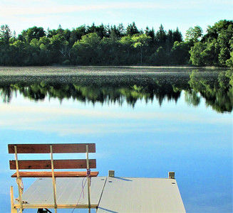 DA104,DT,Good Morning Lake Six Frazee, Minnesota jpeg