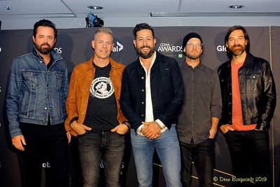 Old Dominion - CCMA Awards - 9-19 D 8438