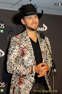 Brett Kissel - CCMA Awards - 9-19 D 8543