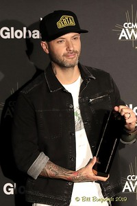 Dallas Smith - Male Artist - CCMA Awards - 9-19 7415