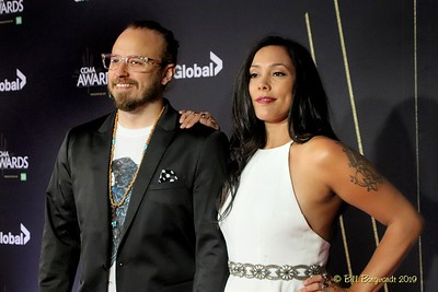 Sons Of Daughters - Red Carpet - CCMA 9-19 5075
