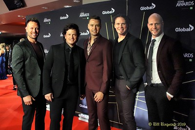 Hunter Brothers - Red Carpet - CCMA 9-19 5173