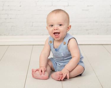 Sam 6 months-19