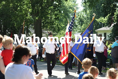 2019 Seymour Fourth of July Parade