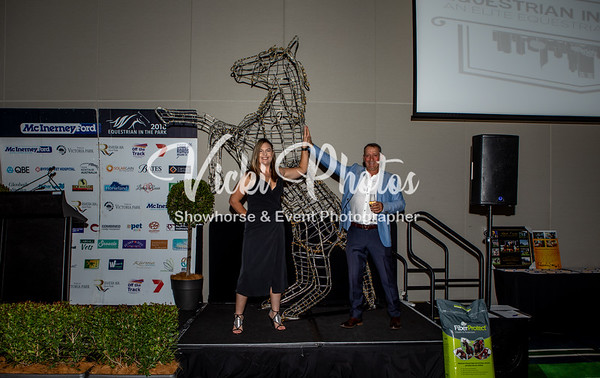 Equestrian In The Park & Riviera Floats 2019 Launch Gala