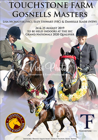 Touchstone Farm Gosnells Masters  - 24th & 25th August 2019
