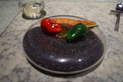 Disfrutar - Peppers for Dessert