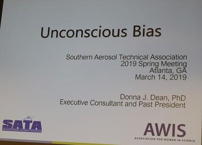 Unconscious Bias; Dr. Donna Dean
