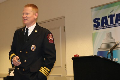 Captain Kyle Smith, Cobb County Fire Department; 'The Importance of Interfacing w/Local Fire Marshall'