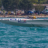 Powerboats raced along the St. Clair River July 28 during the 2019 St. Clair River Classic. (Photos by Greg Grenier)