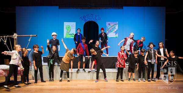 CDE Musical: Jenny and the Paper Pirates