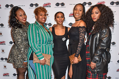 CHICAGO, IL - NOVEMBER 10: Surround Sound of Fashion 11th Anniversary Fashion and Music Event at the Dusable Museum of African American History on Sunday, November 10, 2019, in Chicago, IL, USA. (Photo by: Aaron J. / RedCarpetImages.net)