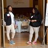 Crittenton Teen Ambassadors Welcome guests