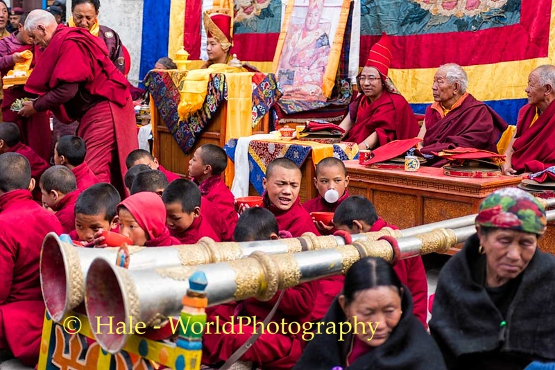 Boys Will Be Boys ... Even When They are Monks
