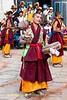 Dancing Monk - 2
