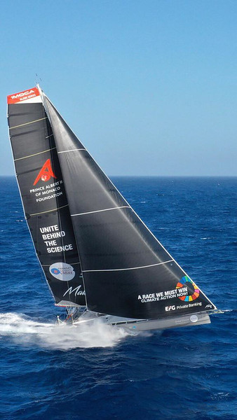 04 11 2019 Transat Jacques Vabre 2019 - Day 9