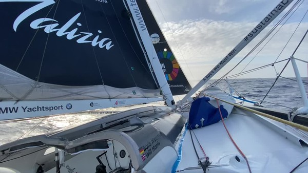 01 11 2019 Transat Jacques Vabre 2019 - Day 6