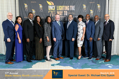 2019 UNCF ORLANDO - STEP AND REPEAT - 010