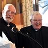 Fr. Ed and Fr. Tom