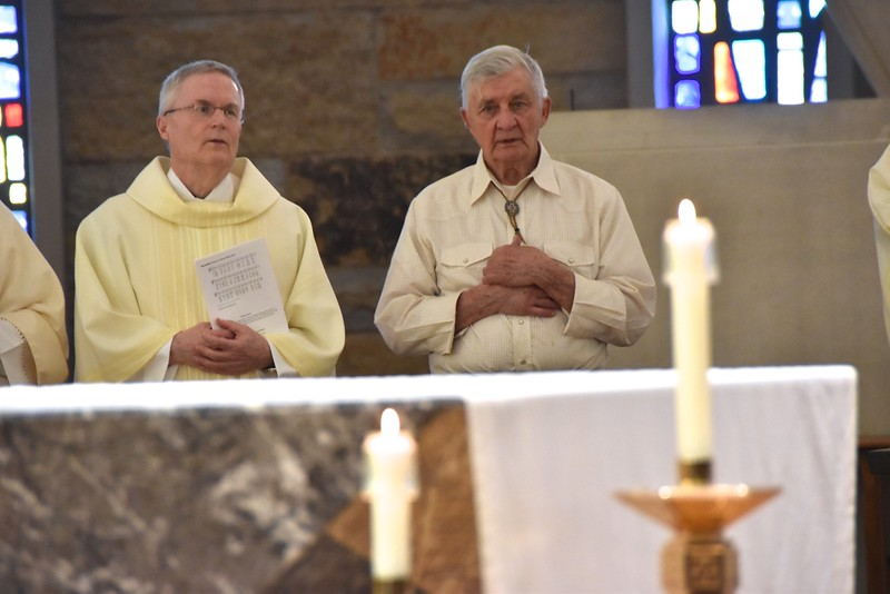 Fr. Terry and Br. Andy