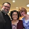 Fr. Juancho, Theresa and Ruth