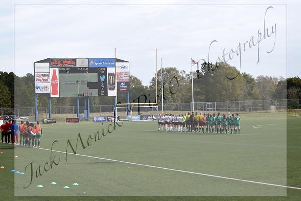 2017 USCAA Soccer Men/Women Semi and Finals