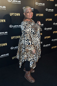 LOS ANGELES, CA - FEBRUARY 20 : The Uptown Honors Hollywood Pre-Oscar gala at City Market Social House on Wednesday, February 20, 2019 in Los Angeles, CA. (Photo by Aaron J. / RedCarpetImages.net)
