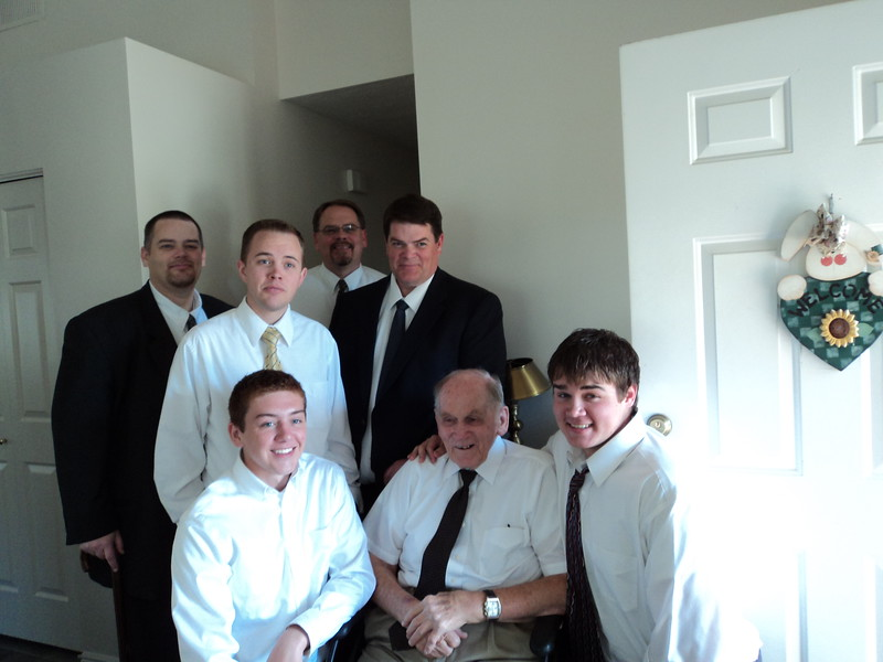 Dayson Ordination 2010