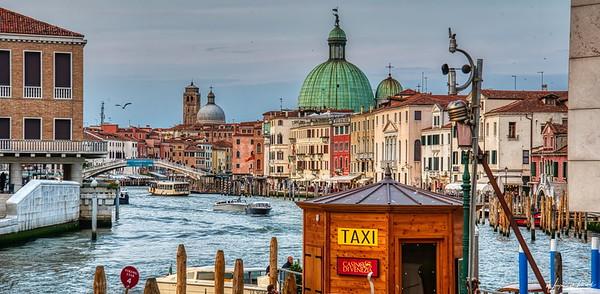 Venice Evening Time