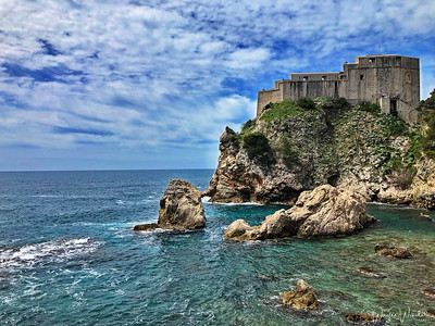 Revelin Fortress:  Dubrovnik, Croatia