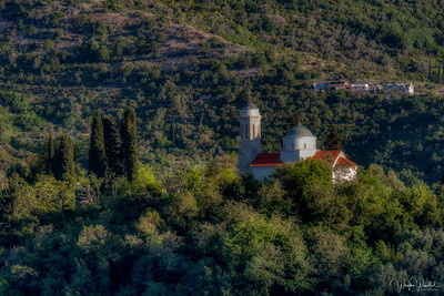 """Our Lady of the Rocks"" Church:  Montenegro"