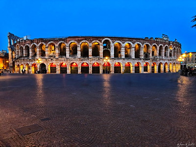 Verona's Roman Theater