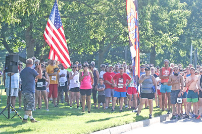 The firecracker 5K in Wall, NJ on 7/4/19. [DANIELLA HEMINGHAUS | THE COAST STAR]