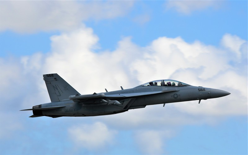 The Mighty F-18 Hornet in the next few photos!